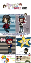 .DOUBLE MEME. OH YAY by Basy-chan