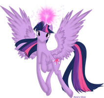 Alicorn Twilight ... by mlpAzureGlow