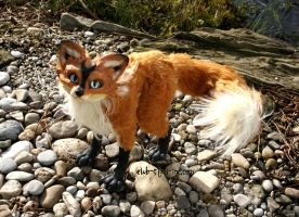 Fox Doll done by SpankTB