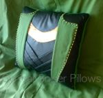 Loki Pillow by CynicalSniper