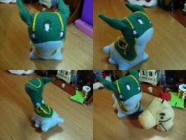 East Sea Gastrodon Plushie by PlushRayseTiger