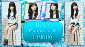 Hyuna (4Minute) Photopack - 08 by OppaRamyFanboy