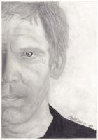 Dr. House - Hugh Laurie by LoveToTheCucumber