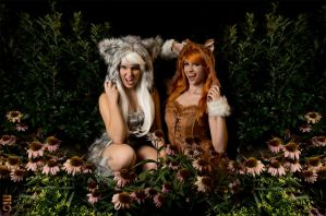 Nocturnal Creatures by KOCosplay