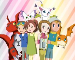 .: Digimon Randomness :. by Sincity2100