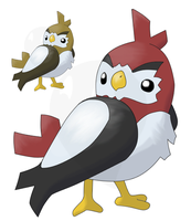 FAKEMON: AVIAN by mssingno