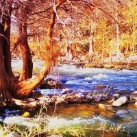 Hill Country River by Identifyed-Khaos