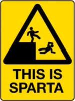 This is SPARTA by MalevolentDeath
