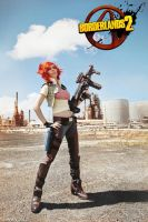 BORDERLANDS -6- by Vera-Chimera
