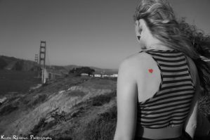 I Heart SF by KasraRassouli