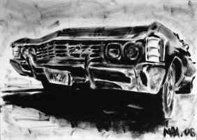Another speed-Impala by ihni