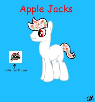 Cereal Adopt Round 2 (Apple Jacks) by QueenBatgirl