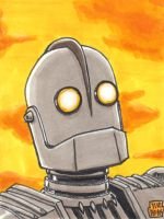 The Iron Giant by WizardOfAuz