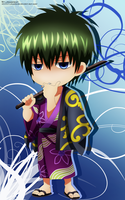 Hijikata Cosplay Chibi by linkzerx9