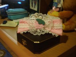 Sweet Lolita Bow by iReita