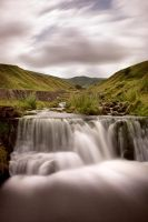 Brecon Stream by PeteLatham