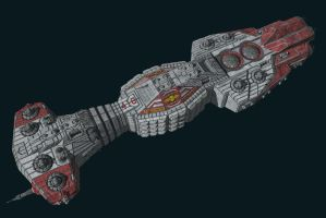 SBF Minotaur by Scifiwarships