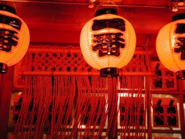 japan -- lanterns by emma510