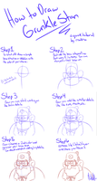 GF: Grunkle Stan Tutorial by risaXrisa