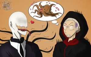No Love For Slenderman?... by Sapphiresenthiss
