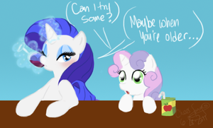 When You're Older by midori-no-ink