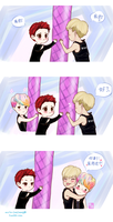 setaohan happy camp by KagomeHikari