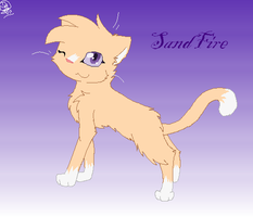 .:PC:. sandfire by coco-the-raccoon