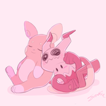 Thas some gay pokemans by ReFrostE