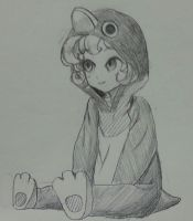 Penguin by FlowersIMH