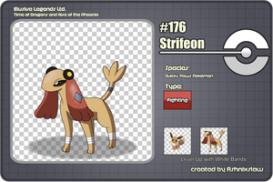 176 - Strifeon by AshnixsLaw