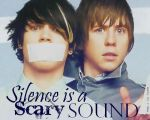 silence is a scary sound by dirtypicture