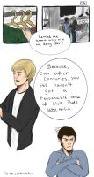 clothes shopping - part 1 by kneelmortals