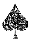 Ace of Spades by Down-a-Rabbit-Hole