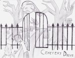 Cemetery Drive by MusicalFire