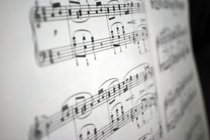 Sheet music by 10nguduy