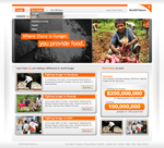 World Vision Micro-Site V2 by Steelo23