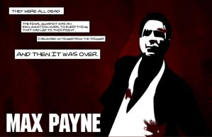 Max Payne by Chimy-The-Zombie