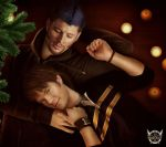 Dean Forester and Boaz Priestly by MiRta5