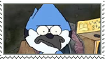 Mordecai Stamp by manknux5667