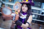 Caitlyn--League of Legends I by Snowdancer