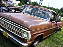 Rusted Not Busted by JeremyC-Photography