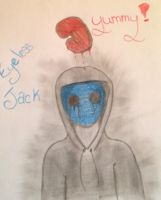 Eyeless Jack by WaterColoredAngel