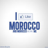 I Like Morocco by Aminebjd