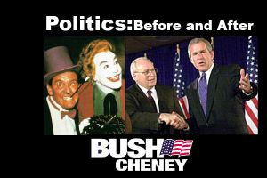 Politics: Before and After by Santavez