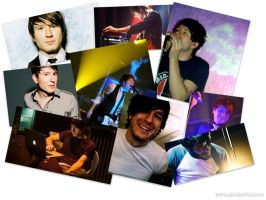 Adam Young Collage by iLikeChipmunks