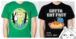 Get Sonic And Link Shirts N Hoddies Now! by NiKazt