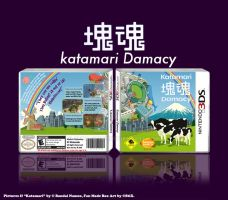 Katamary Damacy 3DS by Chop-StiXz