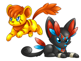 Fakemon. by BritishStarr