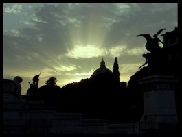 rome by Bozoky