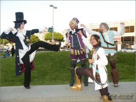 AX 2009: Fight like a man by hayatecrawford